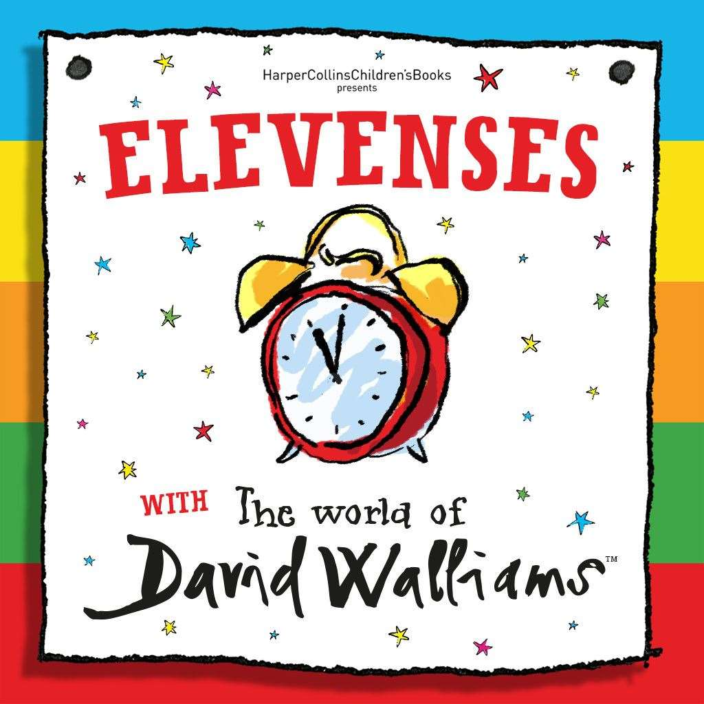 Elevenses with The World of David Walliams!