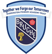 Bruche Primary School logo