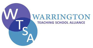 Warrington Teaching School Alliance logo